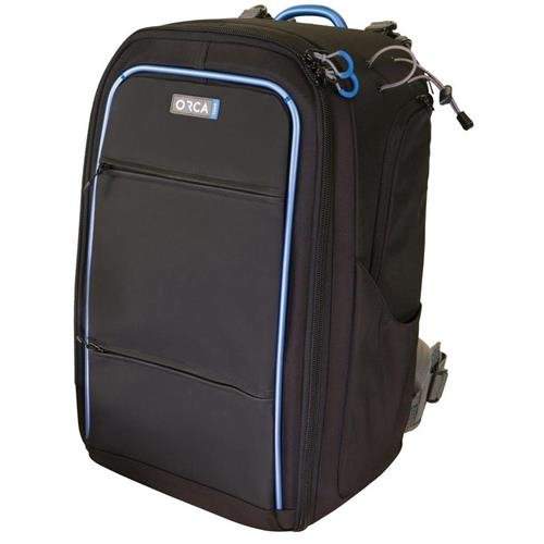 Orca OR-24 Video Camera Backpack by ORCA Coolers