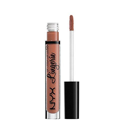 NYX PROFESSIONAL MAKEUP Lip Lingerie Matte Liquid Lipstick, Ruffle Trim