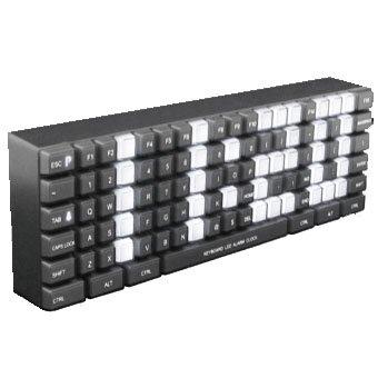 キーボード型時計 キーボードクロック MCE-3574 B00A3NU0G8