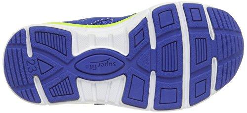 Superfit Jungen Lumis Mini Low-Top Blau (bluet Kombi)