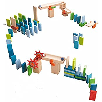 how to use wooden domino pieces