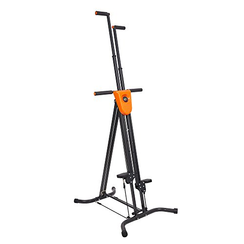 Livebest Folding Climbing Machine Vertical Stepper Exercise for Home Cardio Fitness Gym by Livebest