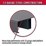 """Suncast Commercial Metal 24"""" x 48"""" Platform"""