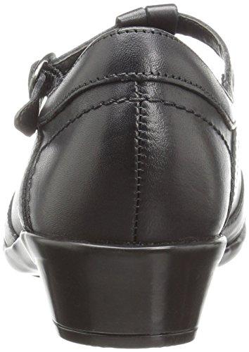 Cobb Hill Rockport Donna Venera Valentina Dress Pump Black Leather