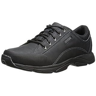 Rockport Men's Chranson Black 10 W (EE)-10 W