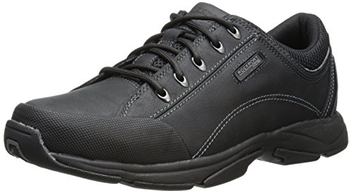 Best Walking Shoes - Rockport Men's Chranson Black 10.5 M (D)-10.5  M