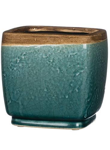 Sullivans Green Ceramic Pot