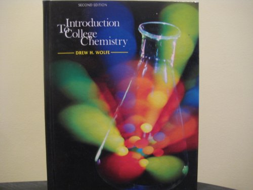 Download Introduction to College Chemistry 2nd Edition book pdf