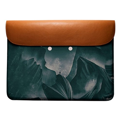 DailyObjects For Real Contest Leather Macbook Pro Envelope 13 Staring Sleeve Air rUPYEpqPw