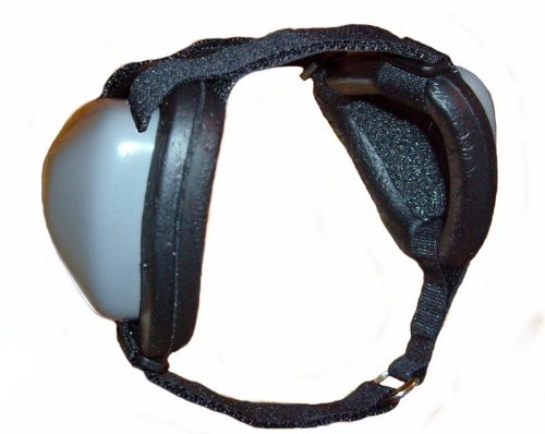 UPC 753182234762, Mutt Muffs DDR337 Hearing Protection for Dogs, Gray, Small