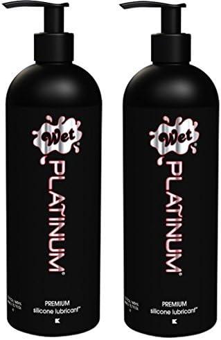 Wet Platinum Premium Lubricant 15 7oz product image