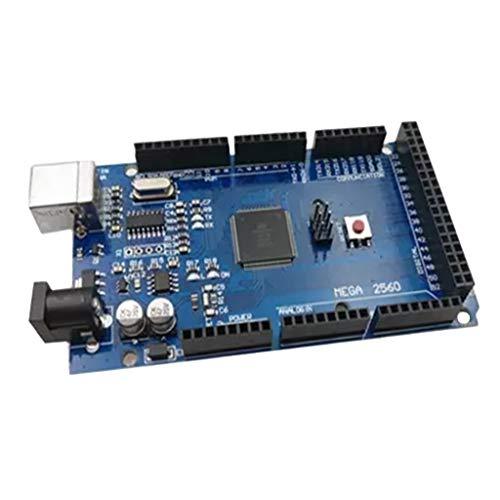 H HILABEE MEGA2560 R3は、超実用的なデータケーブルを備えたバージョンCH340Gを改良しました