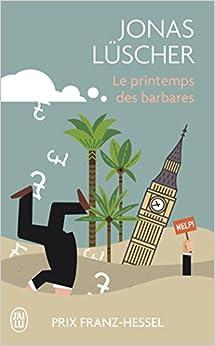 Book Le printemps des barbares