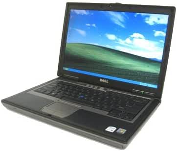 DELL LATITUDE D630 CORE 2 DUO 2.2GHz 120GB 2GB DVDRW 14