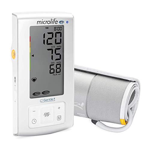 Microlife BP A6 BT Oberarm-Blutdruckmessgerät mit Bewegungsmelder-Risiko des zerebralen Ictus