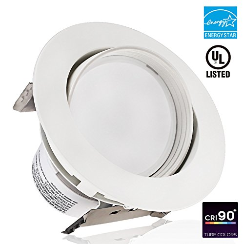 Recessed Retrofit Downlight Directional UL listed