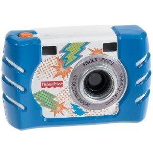 Fisher-Price Kid-Tough Digital Camera フィッシャープライスキッド-タフデジタルカメラ ブルー 並行輸入品 B006P4CYV8