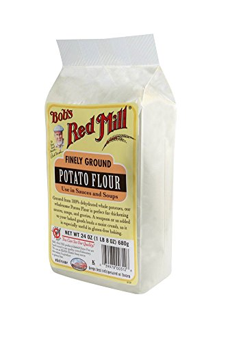 (Bob's Red Mill Potato Flour, 24 Ounce (Pack of 4))