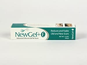 NewGel+ Advanced Silicone Gel for Scars, 1 Ounce
