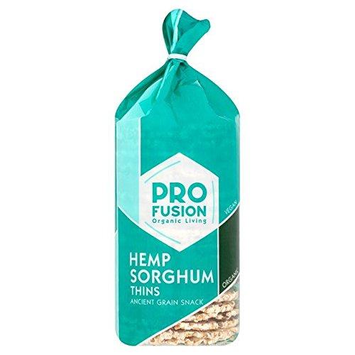 Profusion Organic Hemp Sorghum Thins - 120g (0.26lbs)