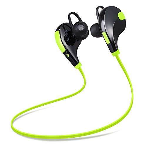 amoner bluetooth headphones sports wireless earbuds. Black Bedroom Furniture Sets. Home Design Ideas