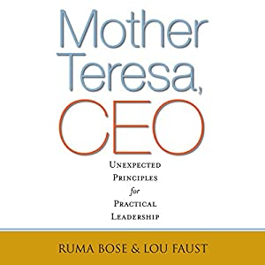 Mother Teresa, CEO Hörbuch