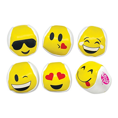 150 Personalized Emoticon Kickbags Printed with Your Logo or Message by Ummah Promotions