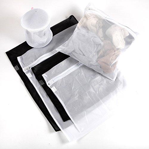 Wäschenetz Set - 6 feinporige und schonende Wäschebeutel