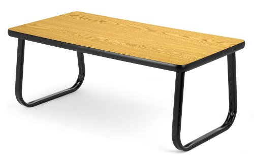 Rectangular Cocktail Series (OFM TABLE2040-OAK Cocktail Table, 20 by 40-Inch, Med Oak)