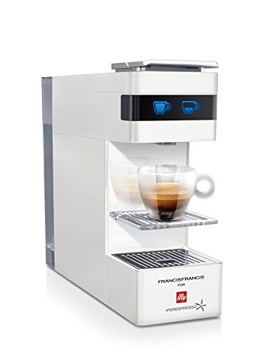 illy Francis Francis Y3 IperEspresso Machine - Black (White) by ...