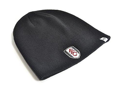 Fulham FC Authentic 47 Black Knit Hat
