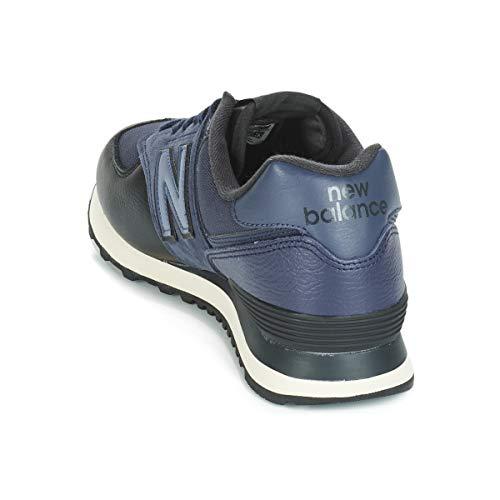Balance Uomo New Navy Lhg nb Navy 574v2 nb Blu Sneaker dvtqZwt