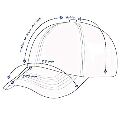Chen Guoqiang Waynes World Embroidered Hat Cap Trucker Unisex