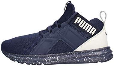 PUMA Unisex-Kids' Enzo Tech JR Sneaker