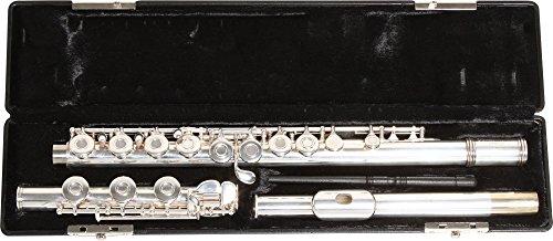 - Gemeinhardt Model 3OB Flute, Open Hole, Offset G, B-Foot, Silver Plated