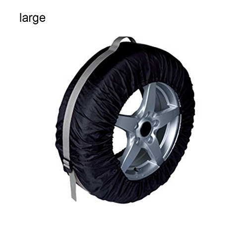 LoLa Ling Car Vehicle Spare Tire Cover Protection Protector Auto Portable Durable Storage Bag by LoLa Ling (Image #1)