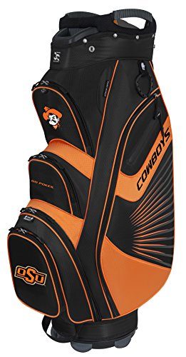 Team Effort Oklahoma State Cowboys The Bucket Ii Cooler Cart Bag