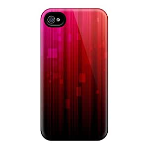 Series Skin Case Cover For Iphone 4/4s(abstract Multicolor Spectrum Rainbows)