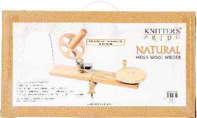 Knitter's Pride KP800372 Natural Series Ball Winder