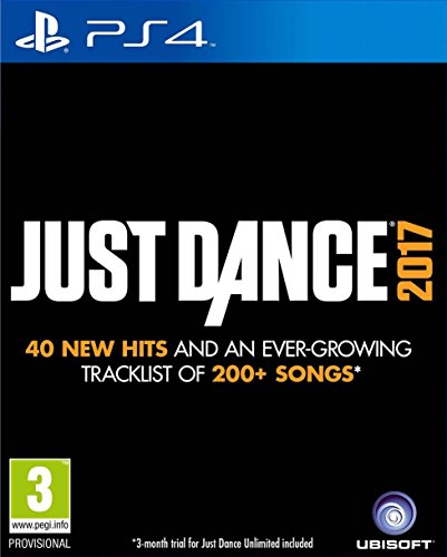 Just Dance 2017 (PS4) Video Game