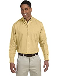 Amazon.com: Yellows - Casual Button-Down Shirts / Shirts: Clothing ...