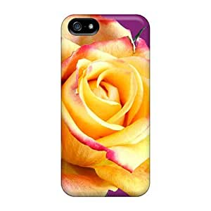 New Arrival Premium 5/5s Case Cover For Iphone (shaded Rose)