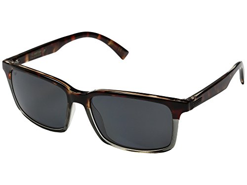 VonZipper Mens Pinch Sunglasses, BurrowSignature Frame Tabacco -