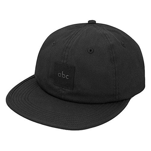 6poC0bAOvd de ABC HAT Talla Gorra negro única béisbol para hombre negro 5qwaFTwx