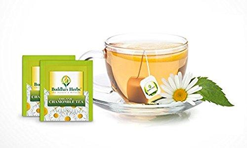 Chamomile tea organic.