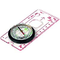 Highlander Deluxe Lightweight Map Ruler Compass
