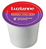 keurig k cups pitcher - Luzianne Iced Tea, Sweet Flavor, Single Serve Tea Cups, 12 Count