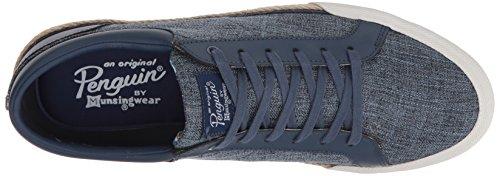 Sneaker Indaco Da Uomo Originale Color Pinguino Richard