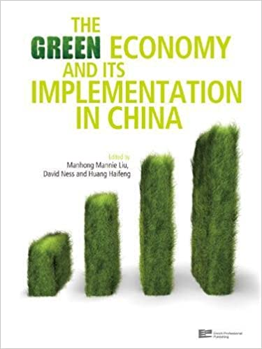 The Green Economy And Its Implementation In China