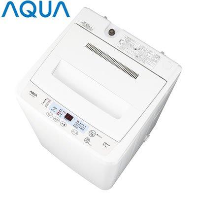 安い購入 アクア B00A2MGR30 4.5kg 全自動洗濯機 アクア ホワイトAQUA 4.5kg AQW-S451-W B00A2MGR30, BALI&ALOHASTYLE:7d1d7ad1 --- arianechie.dominiotemporario.com